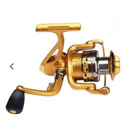 Sougayilang Saltwater and Freshwater Spinning Fishing Reel 5