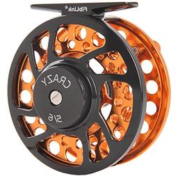 Fiblink Saltwater Fly Fishing Reel with Large Arbor 2+1 BB,