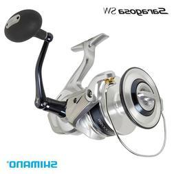 SHIMANO Saragosa 5000 SW Saltwater Spinning Seafishing Reel,