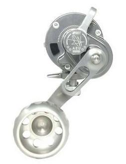 Seigler Small Game Conventional Lever Drag Reel - Right Hand