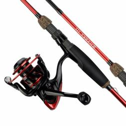 KastKing Sharky III Spinning Fishing Rod and Reel Combos 6 L