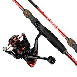 KastKing Sharky III Spinning Fishing Rod and Reel Combos, To