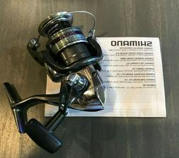 Shimano Sienna 2500 FD Spinning Fishing Reel Classic Style -