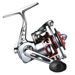 Goture Small Spinning Fishing Reel XF150 Silver Super Smooth