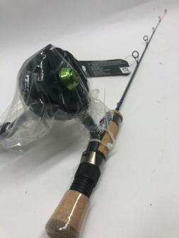 13 Fishing SND29QT-LH LH Snitch/Decent Inline Ice Combo with