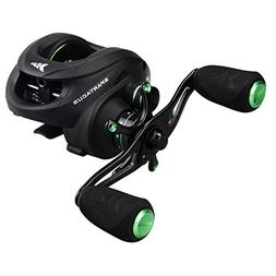 KastKing Spartacus Baitcasting Reel – Multi Colors - Carbo