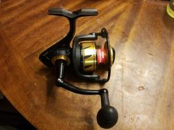 Penn Spinfisher SSVI5500 Spinning Fishing Reel - Black/Gold