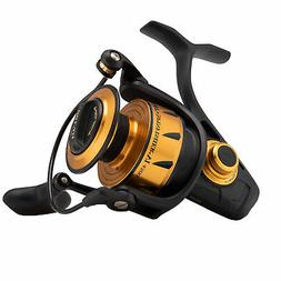 PENN Spinfisher VI 5500 Spinning Fishing Reel - Black/Gold