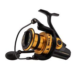 Penn Spinfisher VI Long Cast Spinning Fishing Reel, Black Go