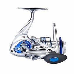 Diwa Spinning Fish Reel, Salt/Freshwater Ice Fishing Reels,
