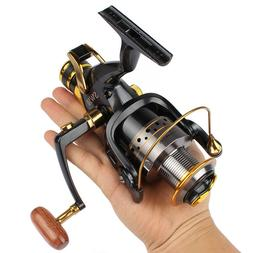 Goture Spinning Fishing Reel 10BB Long Casting Metal Spool C