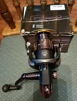 Sougayilang Spinning Fishing Reel 13+1 BB Light Weight Ultra