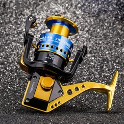 Tokushima Spinning Fishing Reel 3000-7500 Full Metal 10+2BB