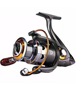 Sougayilang Spinning Fishing Reel Left/Right Interchangeable