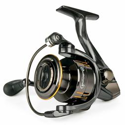 Sougayilang Spinning Fishing Reel - Left Right Saltwater Fre