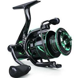spinning fishing reel light weight 6 2