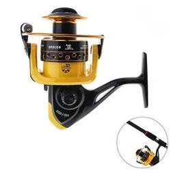 Spinning Fishing Reel Rod Accessories Baitcasting Metal Fish