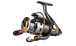 Sougayilang Spinning Fishing Reels with Left/Right Interchan