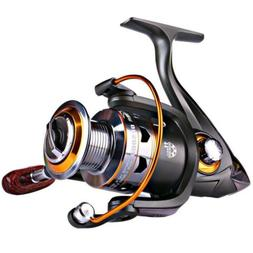 Sougayilang Spinning Fishing Reels Smooth 11BB for Inshore B