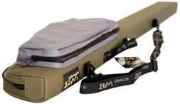 BW Sports 9 ft. Spinning Rod and Reel Case, Rectangle Rod Ch