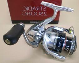 Shimano ST2500HGFK Stradic FK Spinning Reel