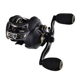 KastKing Stealth Baitcasting Reel - All Carbon Baitcaster Fi