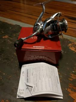 Shimano Stradic 2500HG Spinning Reel ST2500HGK Brand New Nev