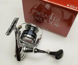Shimano Stradic 4000XG 6.2:1 Right/Left Hand Spinning Fishin