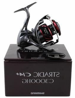 Shimano Stradic Ci4+ 3000 FB HG Spinning Reel Ultra Light Fi