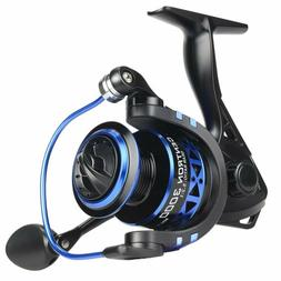 Summer and Centron Spinning Reels, 9 +1 BB Light Weight, Ult