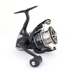SHIMANO Sustain FI SA2500HGFI Spinning Fishing Reel, Gear Ra