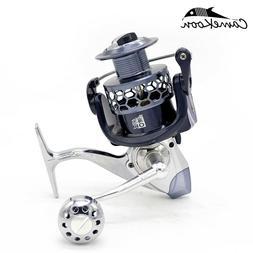 CAMEKOON SWR Series Spinning Reel 22LB Max Drag Saltwater Su