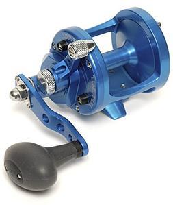 Avet SX 5.3 MC Single Speed Lever Drag Casting Reels Blue