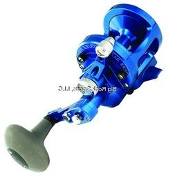 Avet SX 6/4 Two Speed Reel - Right-Hand - Blue