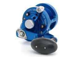 Avet SXJ 5.3 Single Speed Lever Drag Casting Reel BLUE SXJ5.