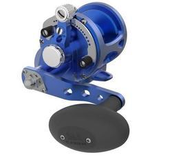 Avet SXJ G2 5.3 Single Speed - Narrow - RH - Blue