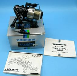 SHIMANO SYMETRE AER0 3000 SY-3000R SPINNING REEL Casting Fis