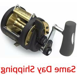 Shimano TLD 2-Speed Right Hand Conventional Lever Drag Fishi
