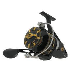 Penn Torque TRQS9-B Spinning Reel - Black - Right Handed