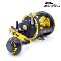 CAMEKOON Trolling Reel Saltwater Star Drag Reels For Sea Big