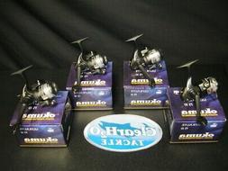 Okuma Ultralight Ice Fishing Spinning Reel Pre-spooled Model